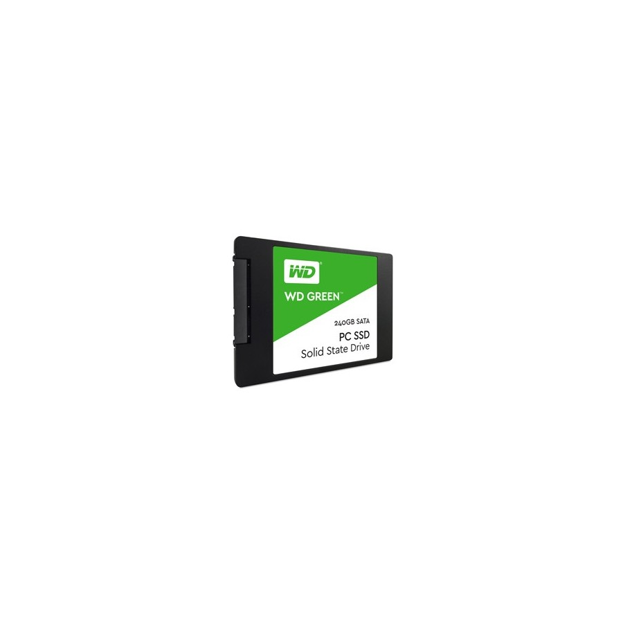 "Western Digital Green 240GB 2.5"" Serial ATA III"