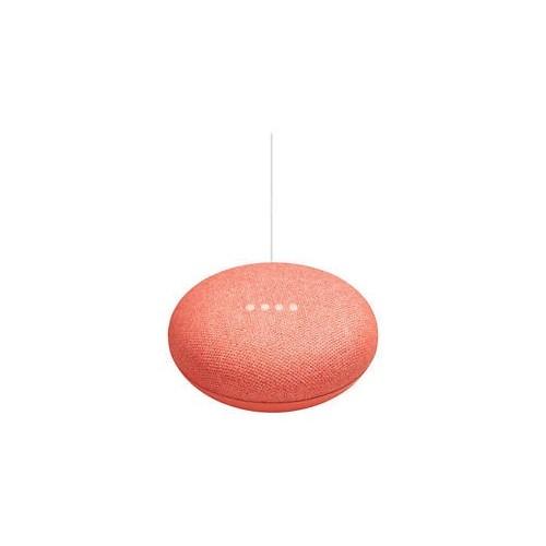 Google Home Mini Altavoz Inteligente y Asistente Coral