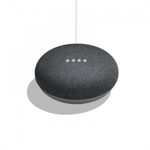 Google Home Mini Altavoz Inteligente y Asistente Carbón