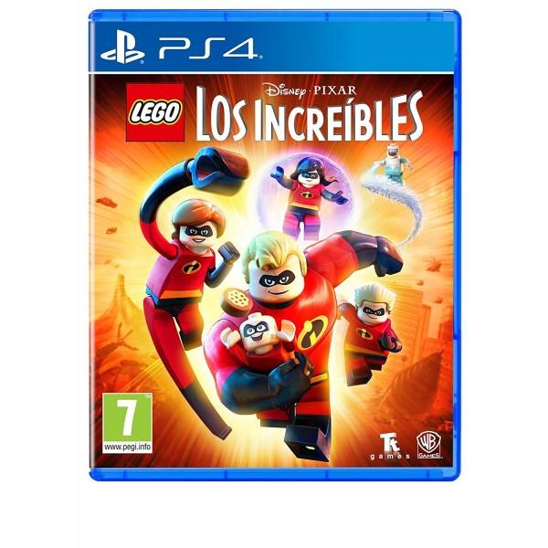 Juego Ps4 Lego Los Increibles
