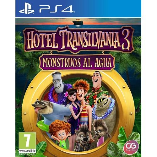 Juego Ps4 Hotel Transylvania: Monstruos al Agua
