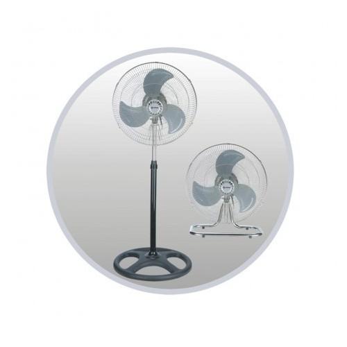 """Ventilador de Pie Krifan Metalico 18"""" 2en1 60W"""