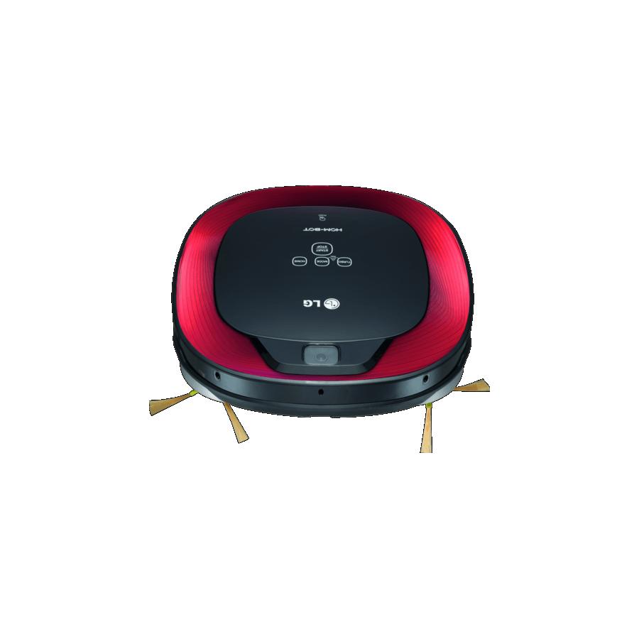 Robot Aspiradora LG VR6347LV Rojo