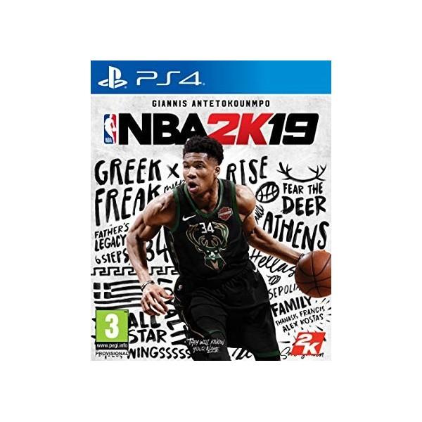 Juego Ps4 NBA 2K19