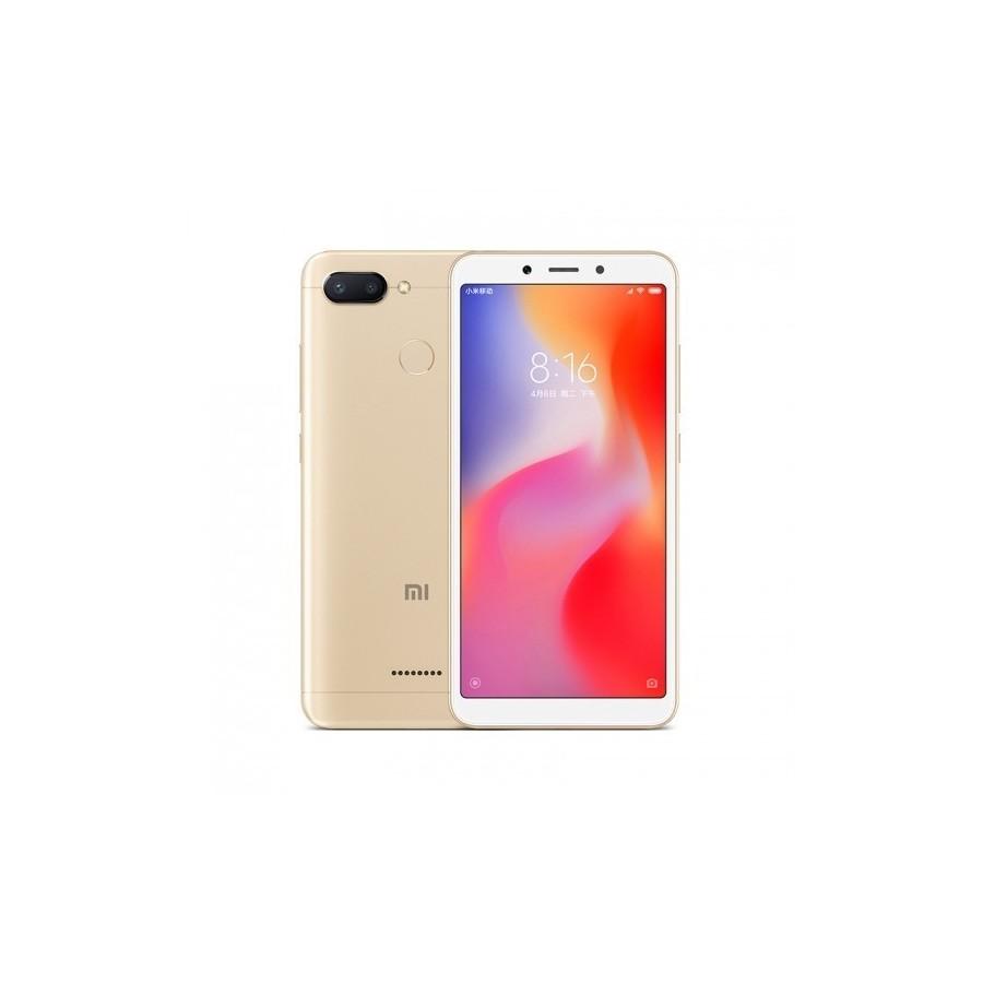 Móvil Xiaomi Redmi 6 4GB 64GB Gold