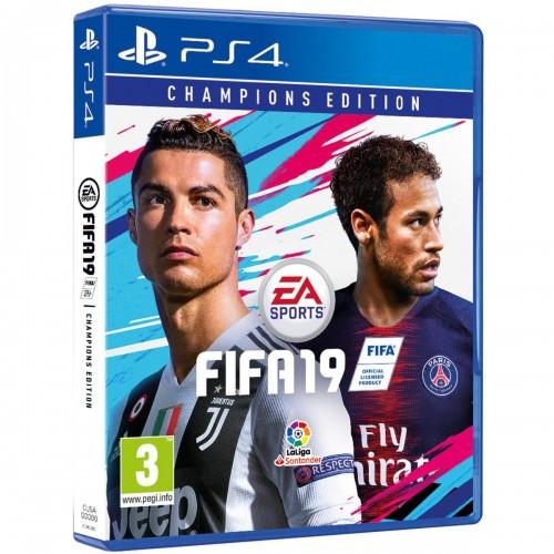 Juego Ps4 Fifa 19 Champions Edition