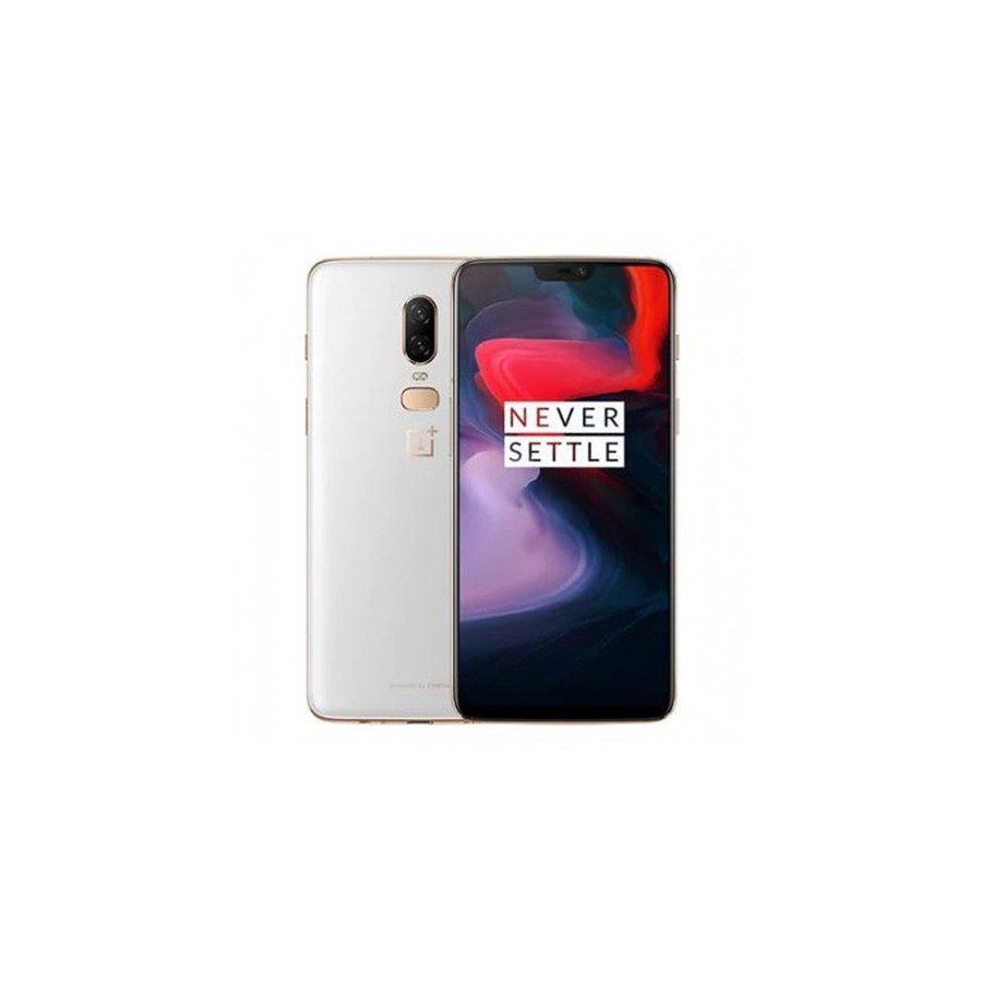 Móvil OnePlus 6 6.2 8GB 128GB White