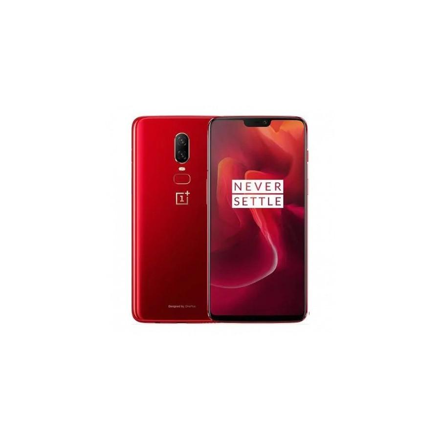 Móvil OnePlus 6 6.2 8GB 128GB Red
