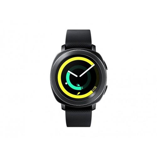 "Samsung Gear Sport SM-R600 1.2"" SAMOLED Negro GPS (satélite) reloj inteligente"