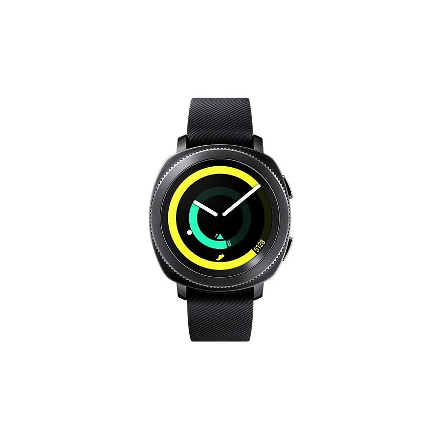 "Samsung SM-R600 1.2"" SAMOLED Negro GPS (satélite) reloj inteligente"