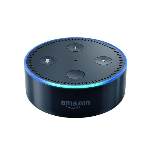 Altavoz Inteligente Amazon Echo Dot Black