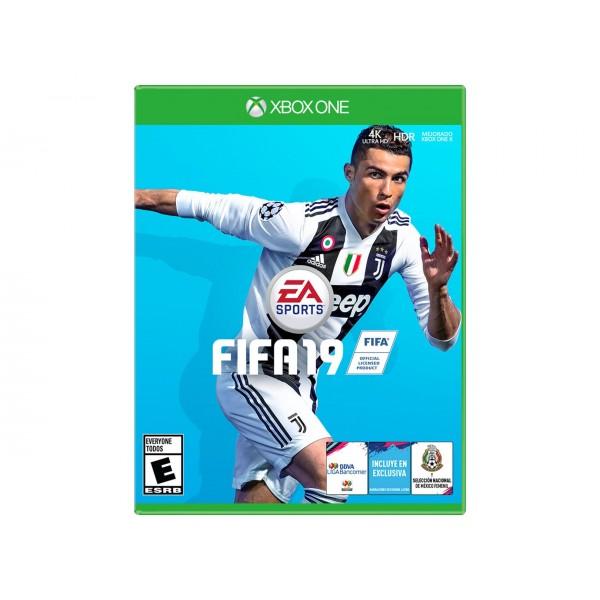 Juego Xbox One Fifa 19
