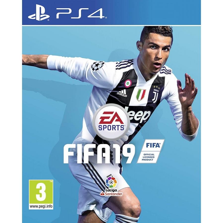 Juegos Ps4 Fifa 19