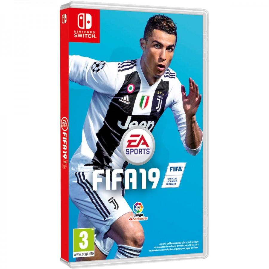 Juegos Nintendo Switch Fifa 19