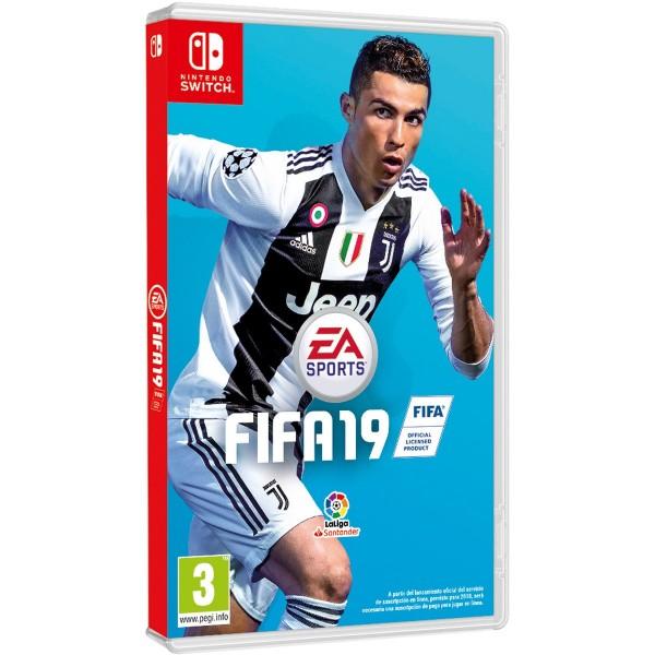 Juego Nintendo Switch Fifa 19