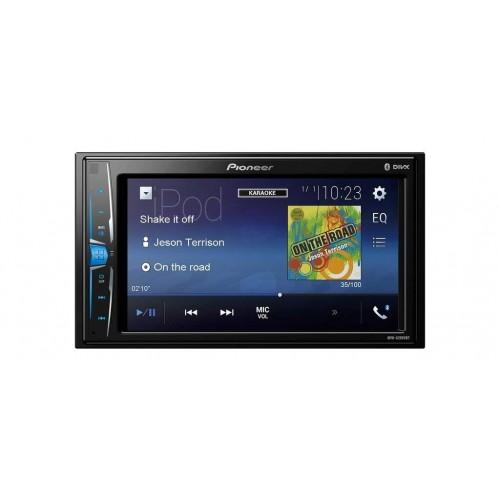"Radio Coche Pioneer MVH-A200VBT 6.2"" 2 DIM"