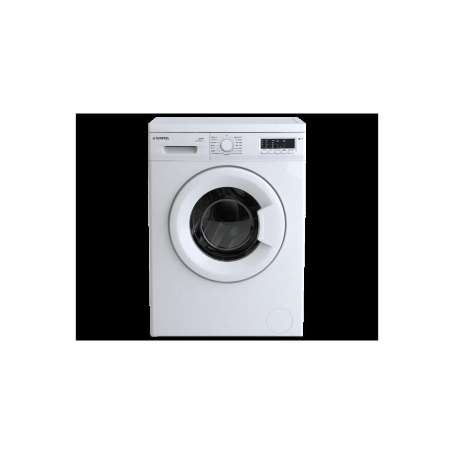 Lavadora Sunfeel LD8003 Certifugado 8Kg 1000Rpm A+++ Blanco