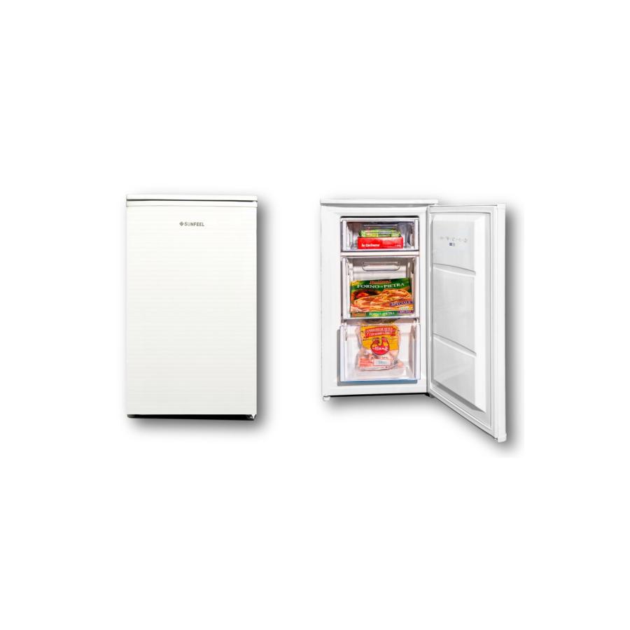 Congelador Sunfeel CG-832  84X48Cm 63 Litros A+ Vertical Blanco