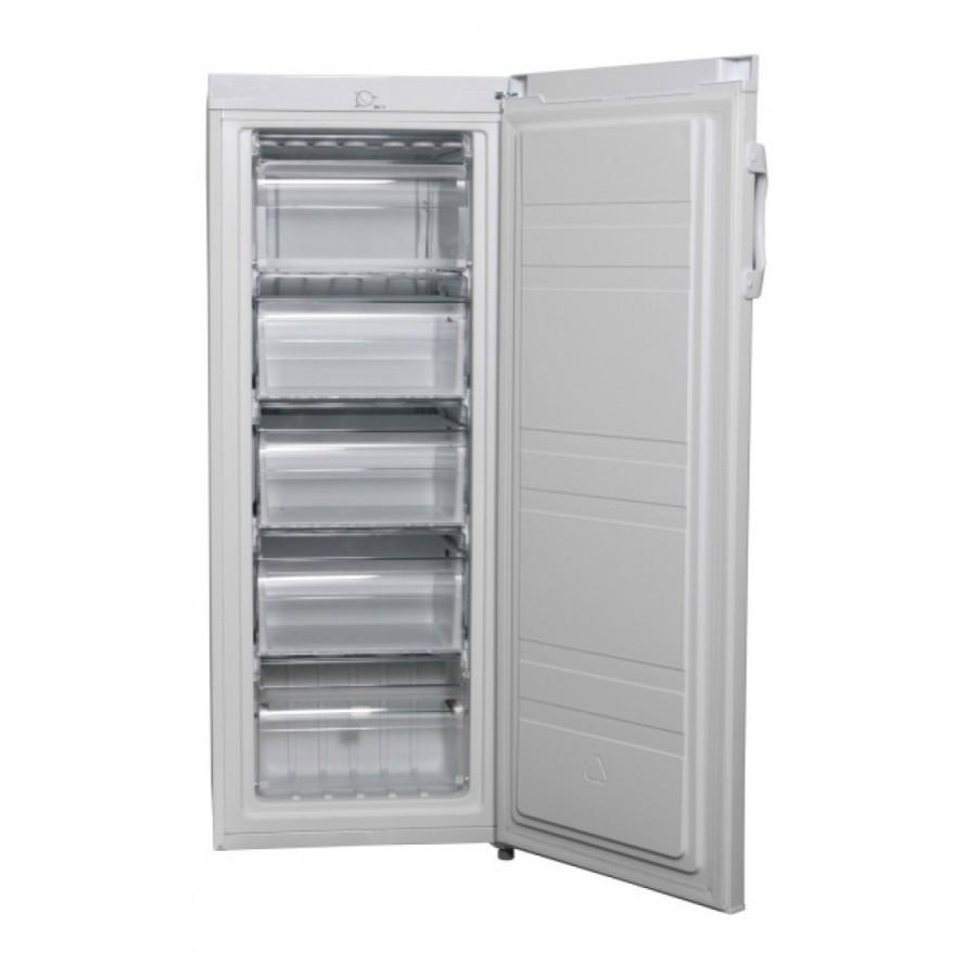 Congelador Telefac MPF250X 142X55Cm Vertical A+ Inox