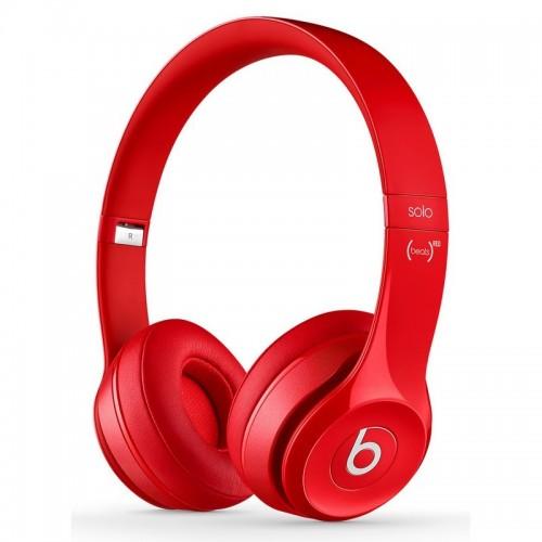 Auriculares Beats Externos Solo 2 Rojo MH8Y2ZM