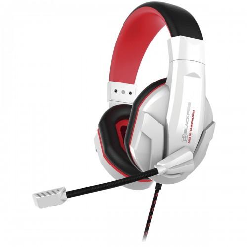 Auriculares Blackfire NSX-10 Switch Rojo