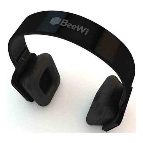 Auricular Beewi BBH300 Bluetooh Negro