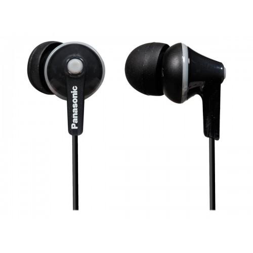 Auricular Panasonic Ergofit RP-HJE125 Negro