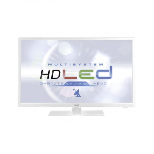 Tv Trevi 24 HD Sat USB 12V Blanca