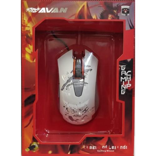 Raton Gaming Avan 7 Botones