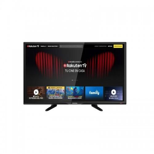 "Tv Magna 24"" LED24H501B HD Smart Tv VGA HDMI"