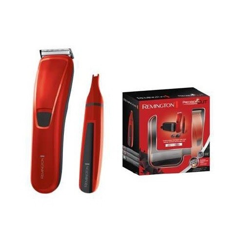 Afeitadora Remington HC5302 Rojo Recargable