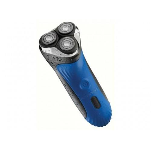 Afeitadora Remington AQ7 Máquina de afeitar de rotación Negro, Azul