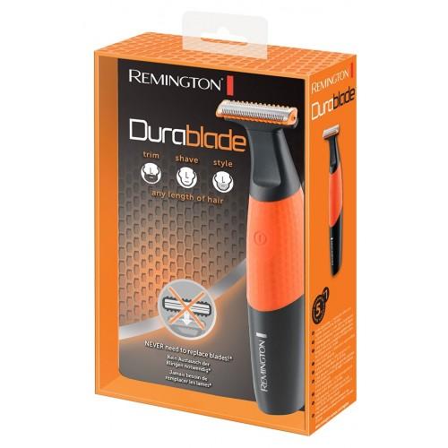 Remington DURABLADE afeitadora Recortadora Negro, Naranja