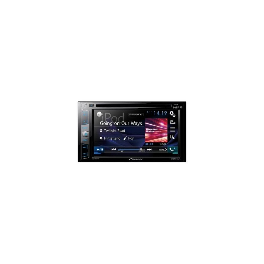 RADIO COCHE PIONEER AVH-X3800DAB 6.2 2DIN