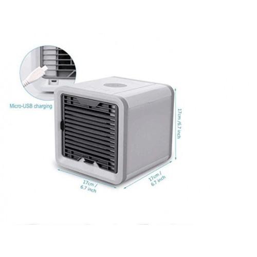 Mini Aire Acondicionado Portátil Humificador