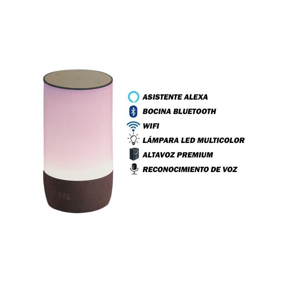 Altavoz Inteligente Azirox A014 Asistente Alexa