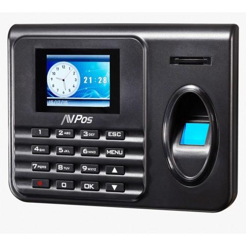 Control Presencia AVPOS CPB80 Huella PIN Usb