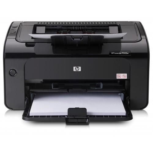 Impresora Pro HP LaserJet P1102w