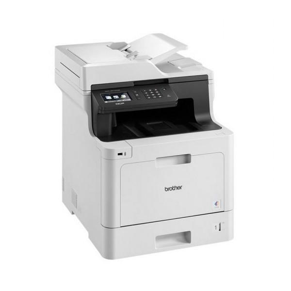 Impresora Brother DCP-L8410CDW Multifunción Láser Color WiFi