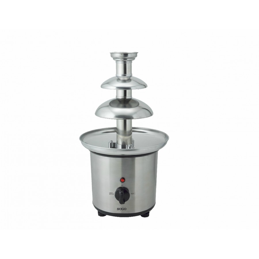 FUENTE DE CHOCOLATE SOGO SS-11935 700ML INOX