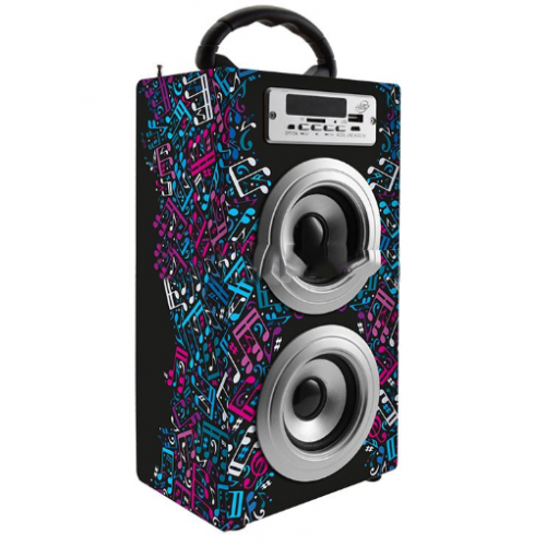 Altavoz Larry House LH1576 Serie Party Boombox