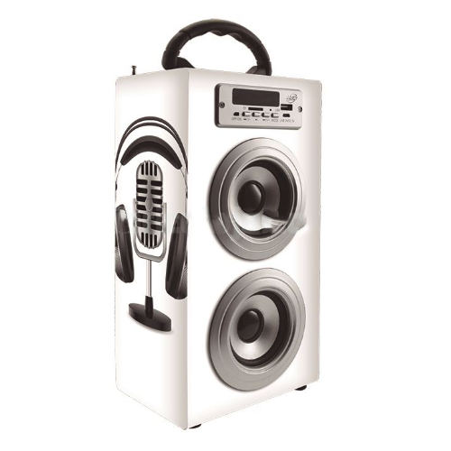 Altavoz Larry House LH1572 Serie Party Boombox