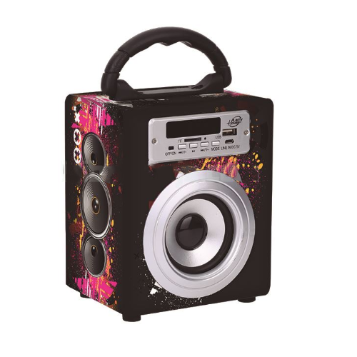 Reproductor Serie Boombox Larry House LH1571