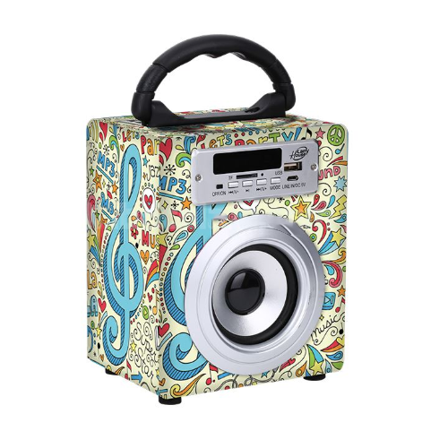 Reproductor Serie Boombox Larry House LH1570
