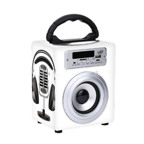 Reproductor Serie Beat Boombox Larry House LH1569