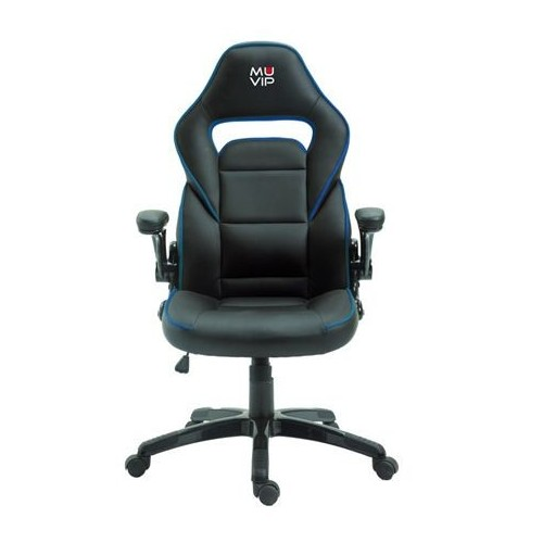 Silla Gaming Muvip MV0150 GM400 Negro/Azul