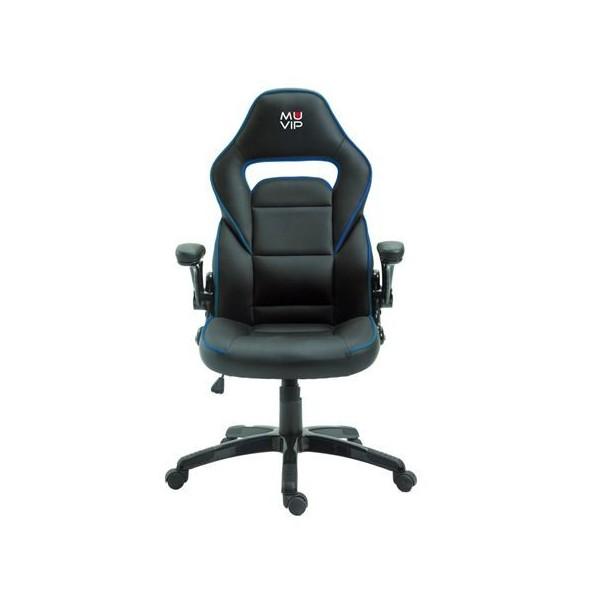 Silla Gaming Muvip MV0150 GM400 Negro/Azul