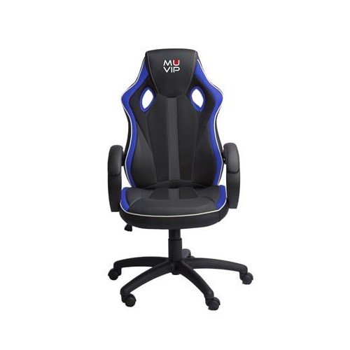 Silla Gaming Muvip MV0130 GM200 Negro/Azul