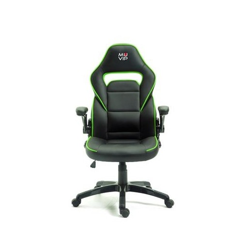 Silla Gaming Muvip GM400 MV0126 Negro/Verde