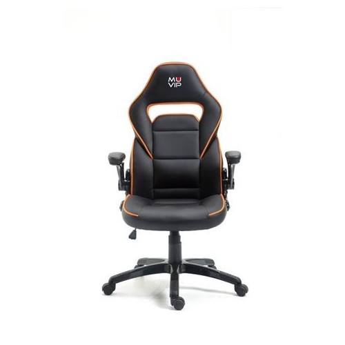 Silla Gaming Muvip MV0125 GM400 Negro/Naranja